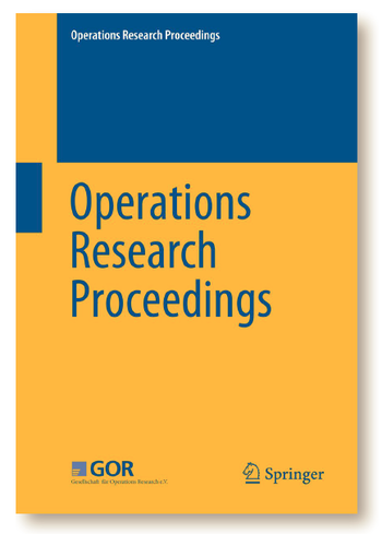 GOR – Operations Research Procedings (front matter)