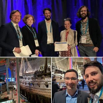 European Conference on Information Systems 2019 in Stockholm