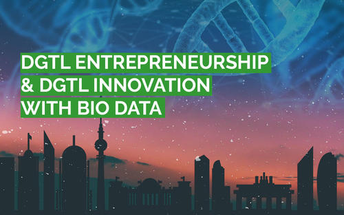 Digital Innovation and Entrepreneurship with Bio Data