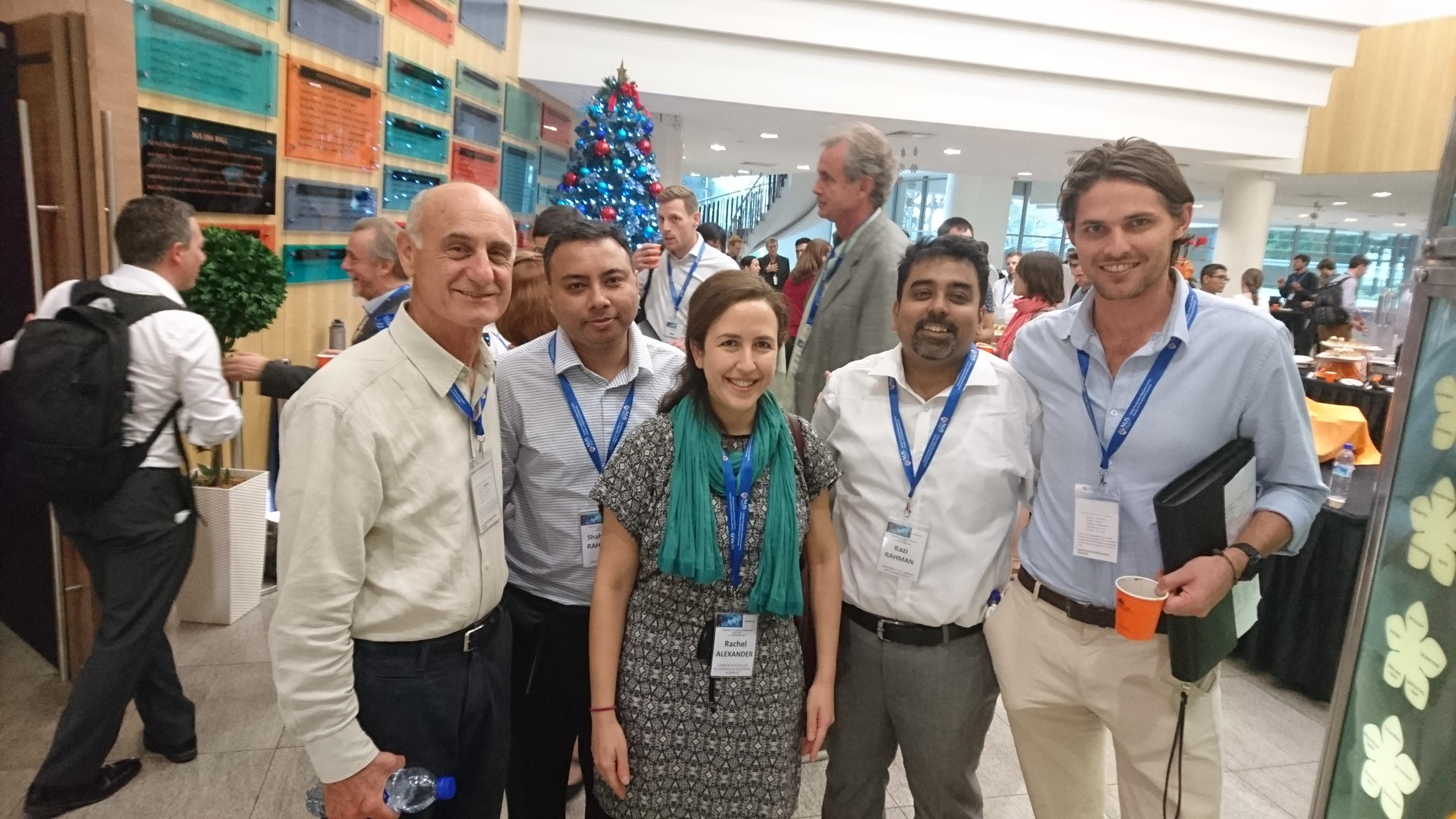 Garment Supply Chain Governance Project at the Conference on Global