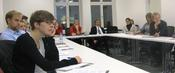 CR-Group meeting at the Hertie School of Governance
