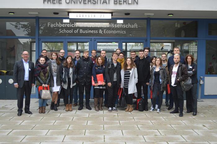 Fu Berlin Wirtschaftsinformatik